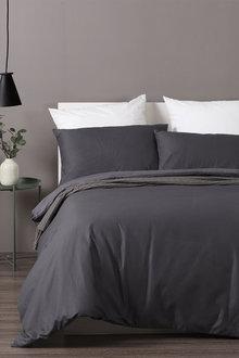 Dreamaker Cotton Waffle Quilt Cover Set - 292935