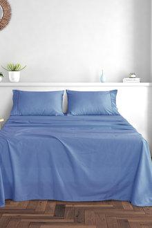 Dreamaker  300Tc Cotton Sateen Sheet Set - 292948