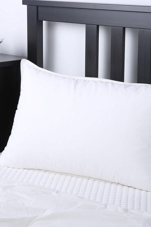 Dreamaker Down Alternative Microfibre King Size Pillow - 90 X 48Cm