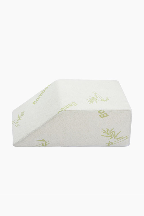 Dreamaker Bamboo Covered Foam Multi Purpose Wedge Pillow