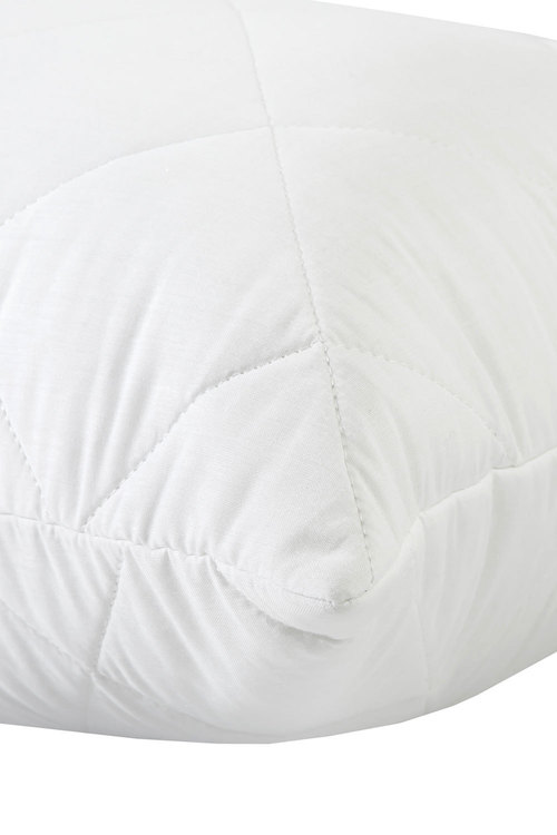 Dreamaker Cotton Cover Pillow Protector - Standard 48X73Cm (2 Pack)
