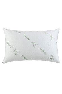 Dreamaker Bamboo Knitted Waterproof Pillow Protector - Standard 48X73Cm - 293047