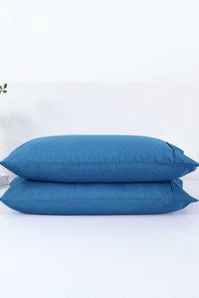 Dreamaker King Pillowcase Teal 48X90Cm - 293068
