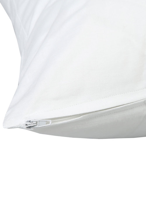 Dreamaker 100% Cotton Quilted Pillow Protector - 48X73Cm (2 Pack)