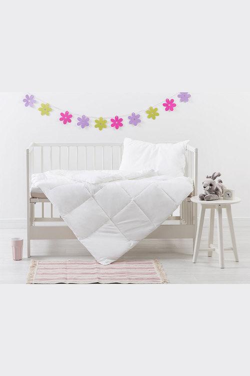 Dreamaker Baby Down Alternative Microfibre Cot Size Quilt