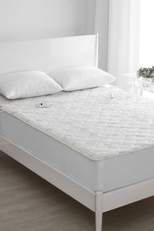 Dreamaker Bamboo Quilted Electric Blanket - Queen Size - 293090
