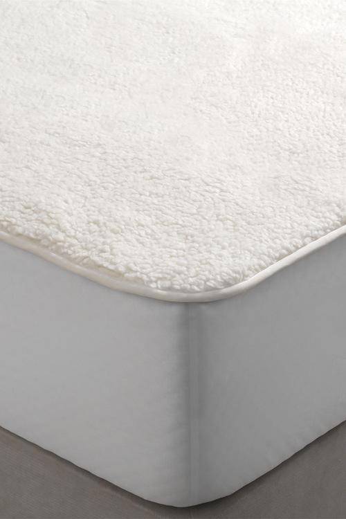 Dreamaker Multizone Control Fleece Top Electric Blanket Super King Bed
