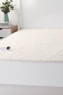 Dreamaker Multizone Control Fleece Top Electric Blanket Super King Bed - 293164