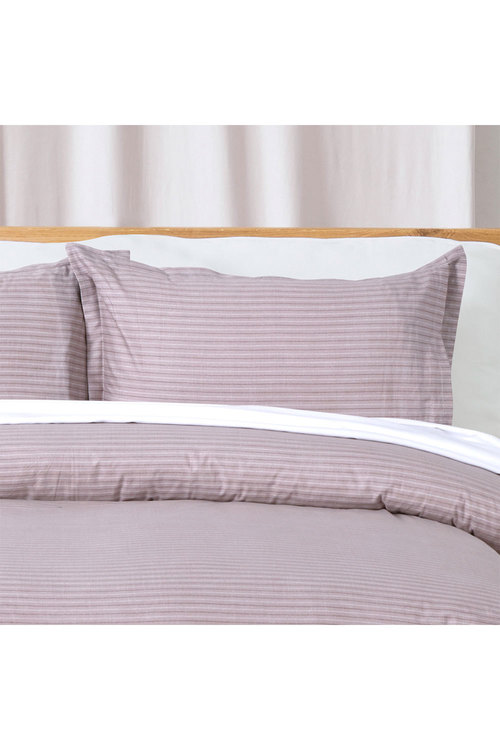 Dreamaker 250Tc Printed Cotton Sateen Quilt Cover Set York