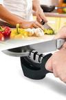 Gourmet Kitchen 3 Setting Handle Knife Sharpener