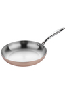 Gourmet Kitchen Chef Series 3 Layer Copper Coated Fry Pan