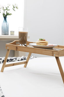 Gourmet Kitchen Bamboo Bed Tray - 293230