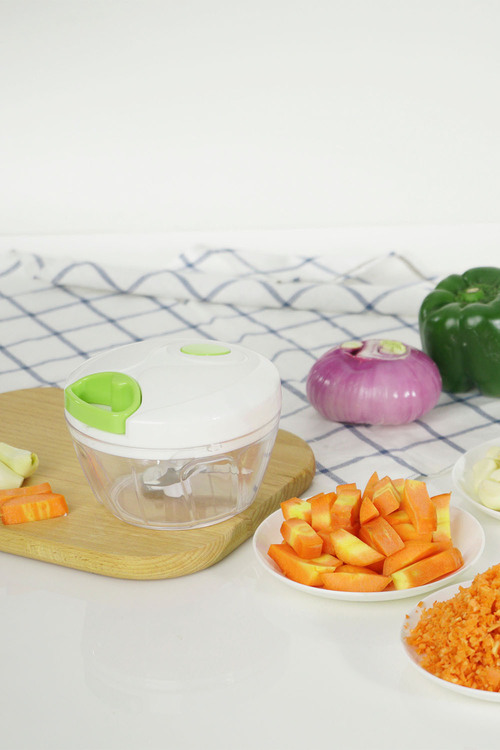 Gourmet Kitchen Hand Held Mini Slicer