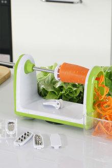 Gourmet Kitchen Vegetable Noodle Spiraliser - 293242