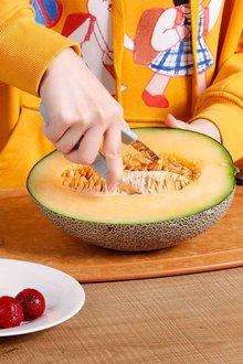 Gourmet Kitchen Fruit Scoop and Melon Baller Set of 3 - 293252