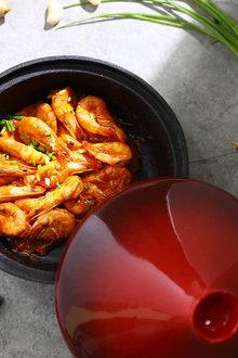 Gourmet Kitchen Cast Iron Tagine - 293261