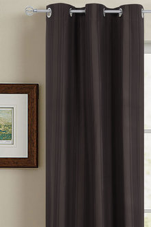 Home Living Natural Blockout Curtains Metal Eyelet - 293266