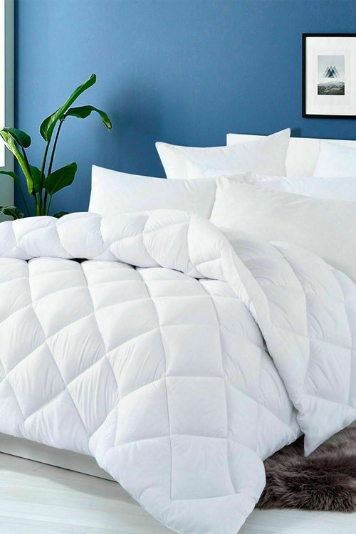 Sleepcare 500GSM Winterweight Microfibre Quilt