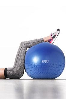Zen Flex Fitness Gentle Massage Yoga Ball - 293370