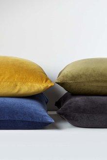 Windsor Velvet European Pillowcase Pair - 293401