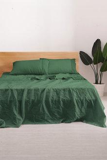 Natural Home Linen Sheet Set - 293409