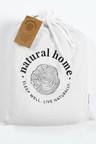 Natural Home Linen Quilt Cover Set