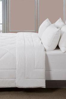Wooltara Premium Australian Wool Surround Latex Pillow - 293453