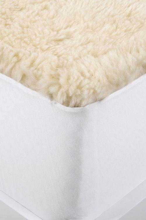Wooltara 350Gsm Washable Alpaca Wool Fleece Underlay