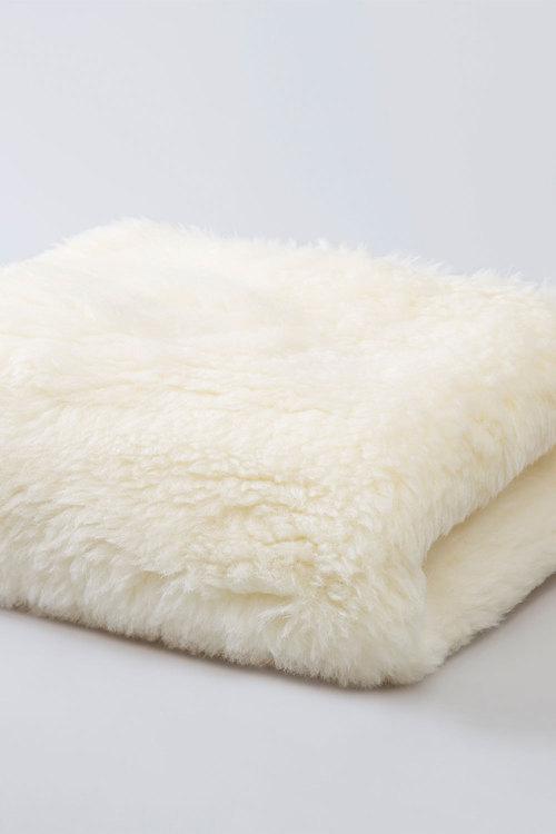 Wooltara My First Woolly Australian Washable Wool Underblanket