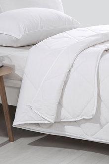 Wooltara Luxury Four Season Two Layer Washable Australian Wool Quilt - 293465