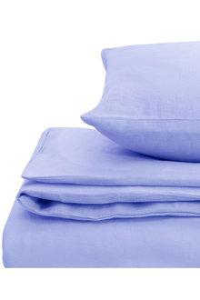 Natural Home Linen Quilt Cover Set - 293489