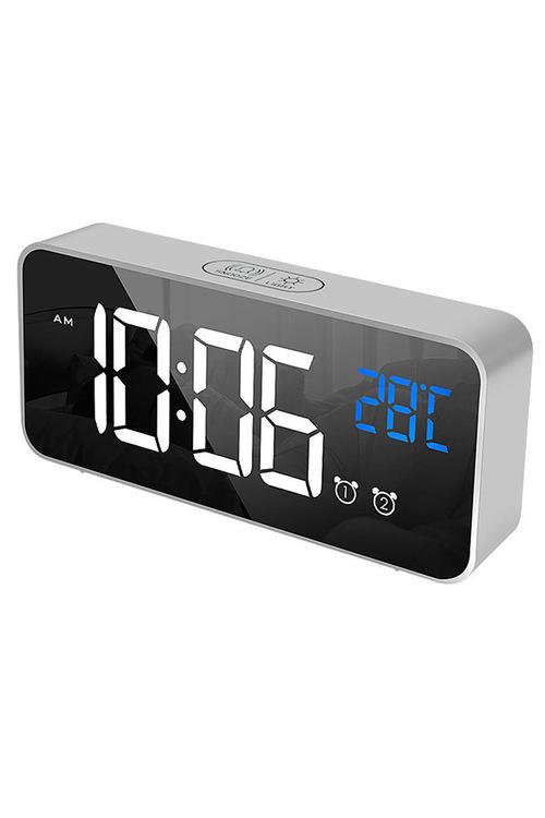 TODO LED Digital Temperature Music Alarm Clock