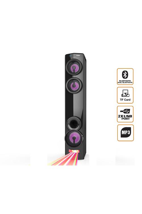 TODO Bluetooth Tower Speaker