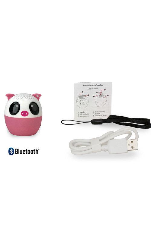 Bluetooth Mini Animal Pig Speaker