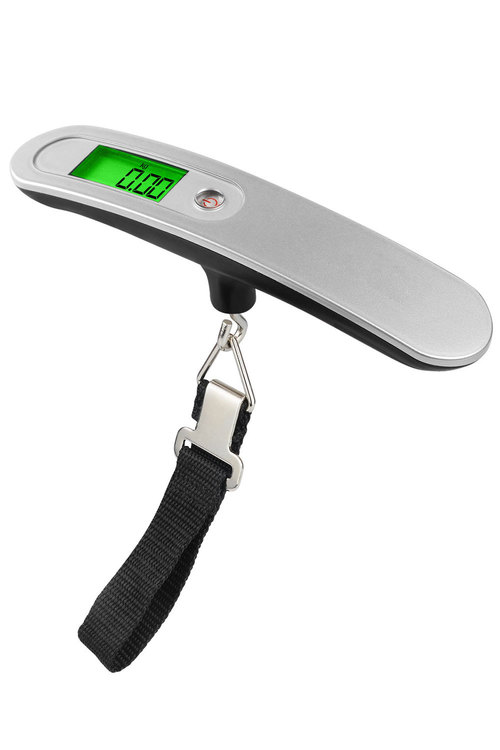 Portable Luggage Scale LCD Display