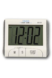 Digital LCD Magnetic Clock Timer - 293850