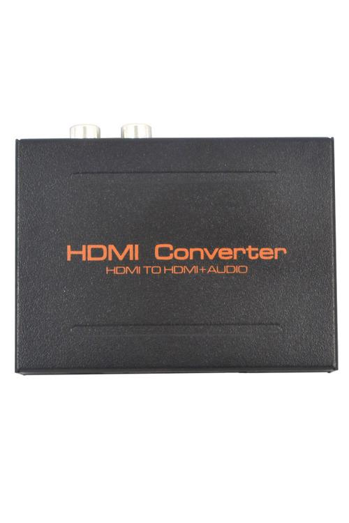 HDMI To HDMI Optical Extractor Converter