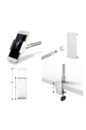 Tablet Pc Phone Mount Holder Durable Metal