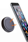 In Car Universal Magnetic Quick Snap Mount Holder