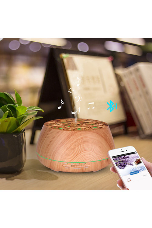TODO Humidifier Aromatherapy Diffuser with Speaker