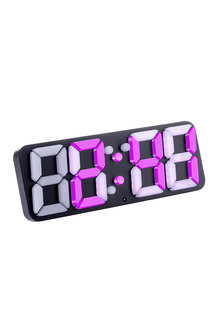 TODO 3D LED Digital Alarm Clock with Remote - 293936