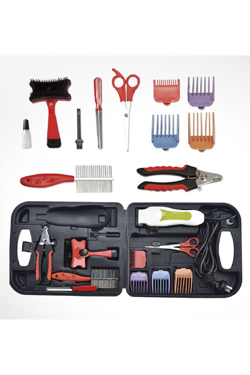TODO Pet Electric Trimmer Grooming Kit - Comb Case