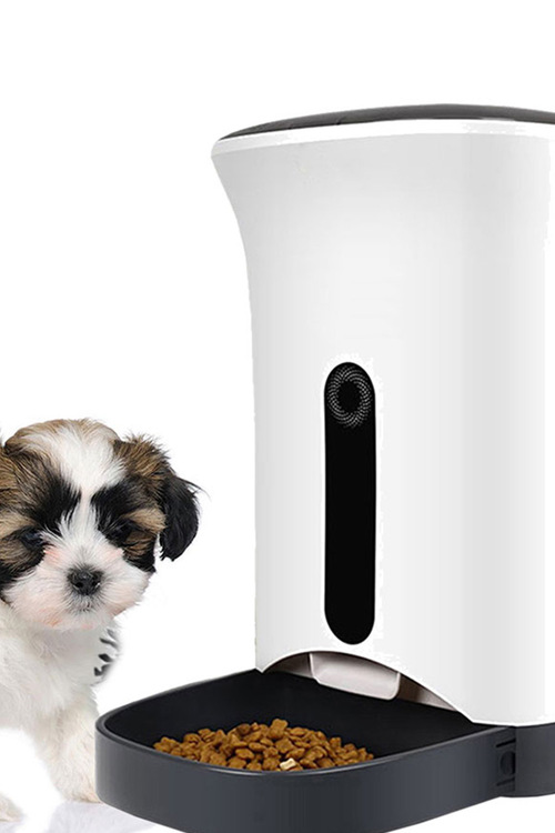 TODO 4.3L Pet Feeder Automatic Food Dispenser