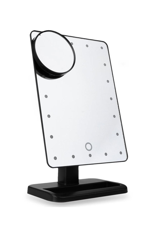 Led Light Make Up Cosmetic Mirror W/ 10X Magnification