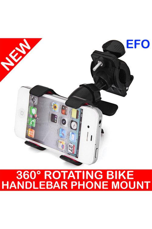 Bicycle Bike Handlebar Mount Phone Holder
