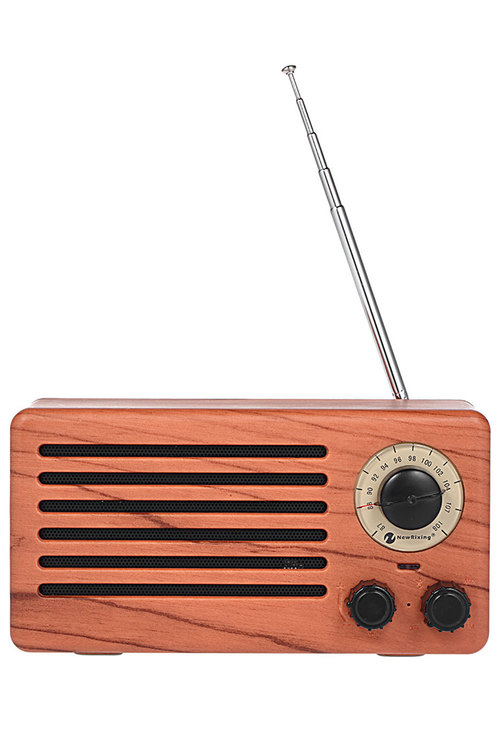 Wireless Radio Stereo Speaker