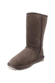 Comfort Me Australian Made Classic Tall Ugg Unisex Boots Chocolate - 294079