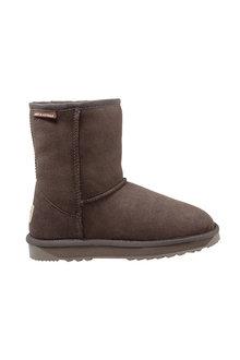 Comfort Me Ugg Australian Made Classic Unisex Boots Memory Foam Choc - 294188