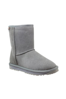 Comfort Me Ugg Australian Made Classic 3/4 Unisex Boots Grey - 294190