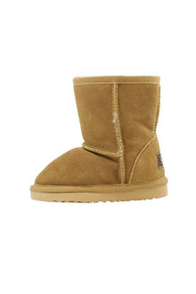 Comfort Me Ugg Kids Classic Unisex Boots Bea Chestnut - 294220